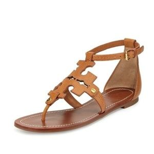 Tory Burch Phoebe Sandal Royal Tan